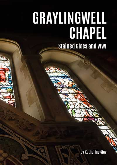 Graylingwell Chapel Stained Glass WW1