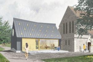 Graylingwell Chapel Study