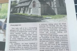 Graylingwell Chapel Sussex Post