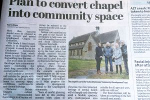 Graylingwell Chapel Observer