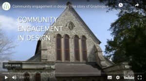 Community engagement in design: The story of Graylingwell Chapel