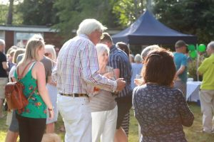 Graylingwell Chapel Launch