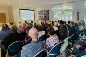 Katherine Slay talk about Graylingwell Hospital