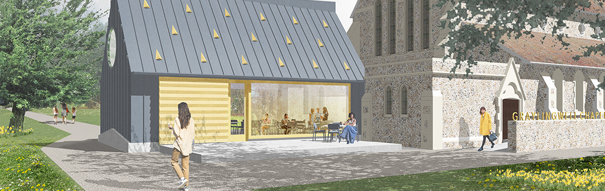 Building Begins for the Future of Graylingwell Chapel