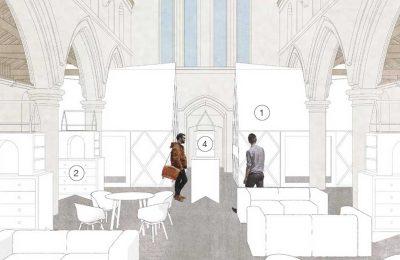 Graylingwell Chapel concept