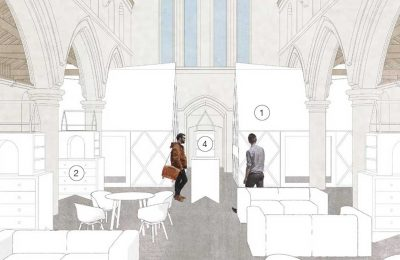 Graylingwell Chapel concept